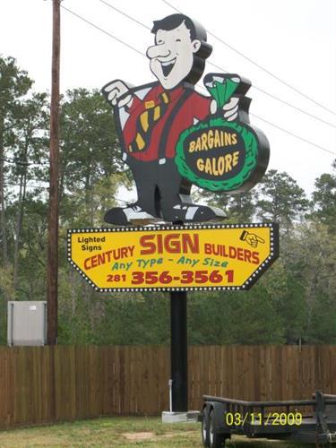 12529 Patridge Circle, Pinehurst, TX.
